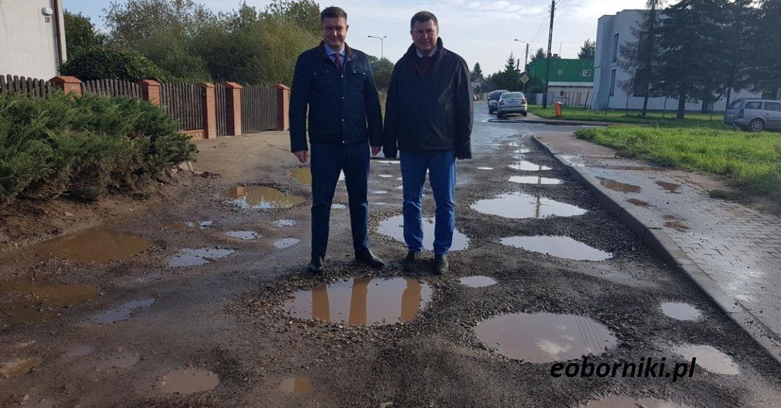 Poseł Marcin Porzucek odwiedził Rogoźno (film)