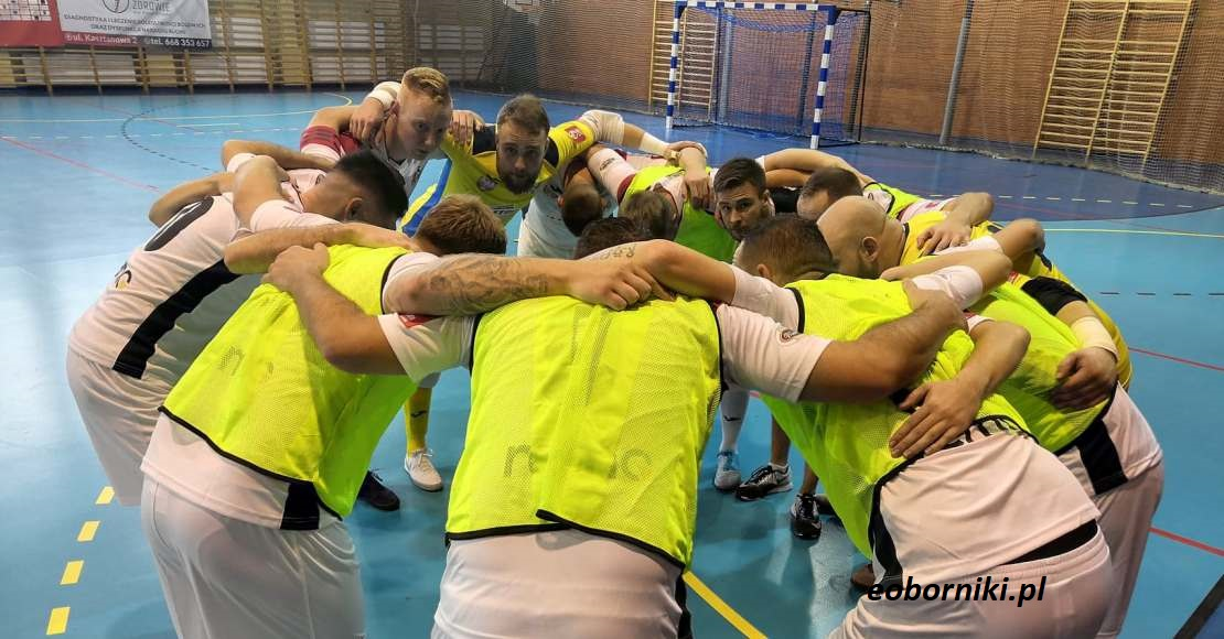 KS Futsal Oborniki gra z TEAM Lębork