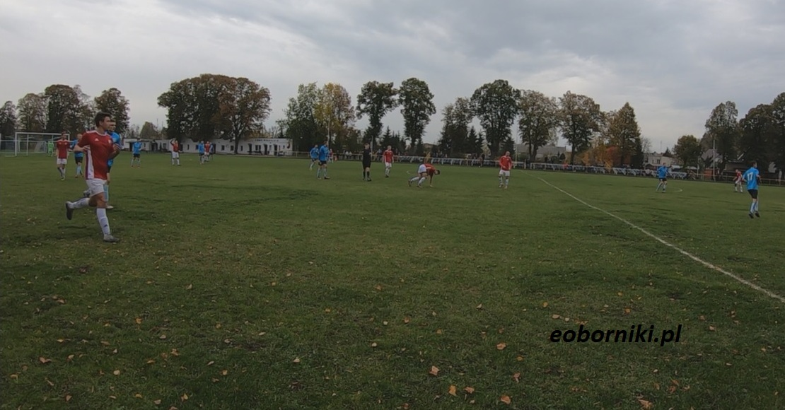 W Lipie i Rogoźnie kończą rundę, Orkan gra z Naszą Dyskobolią