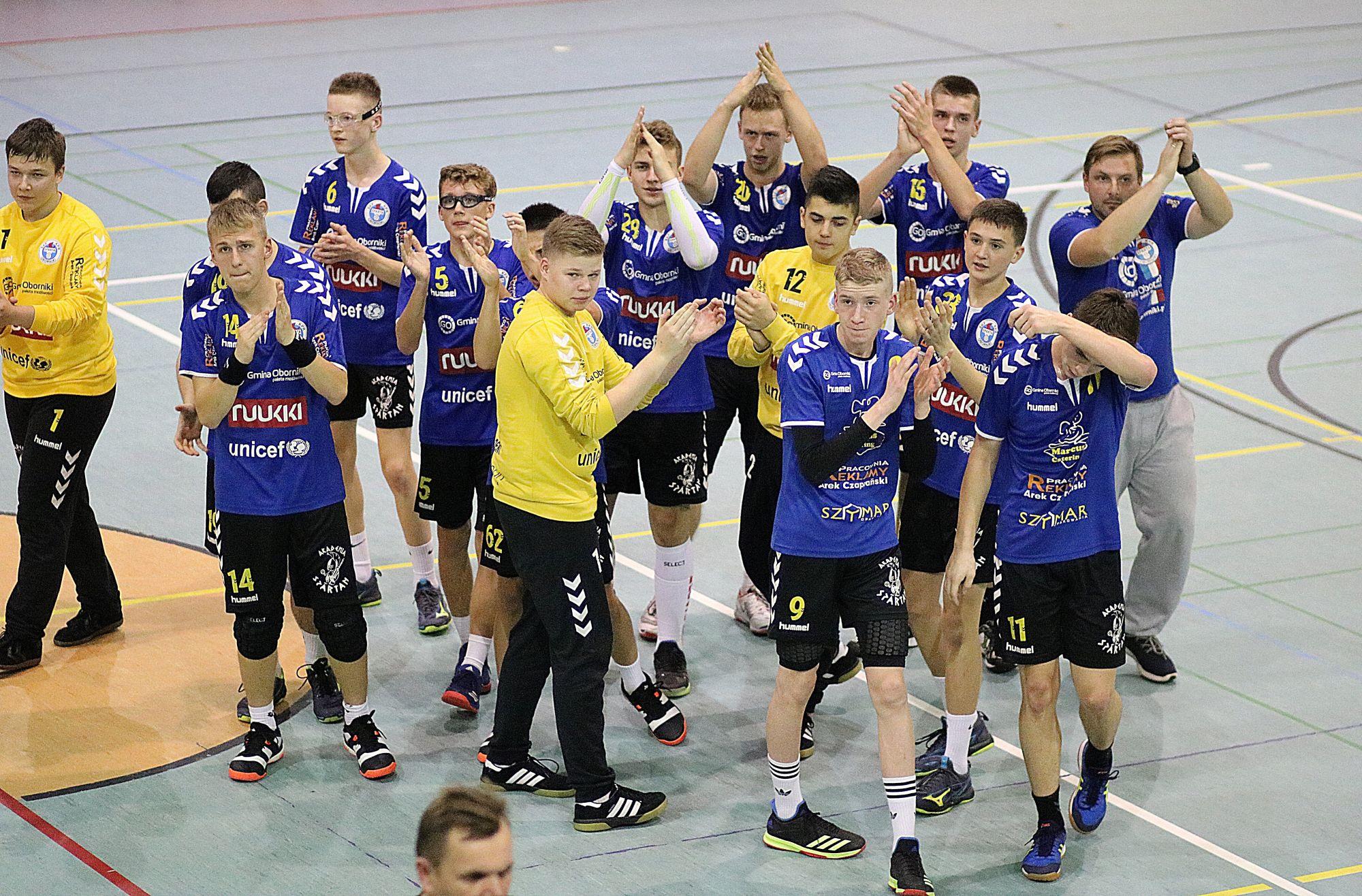 Spartanie grali w gdańskim turnieju (foto)