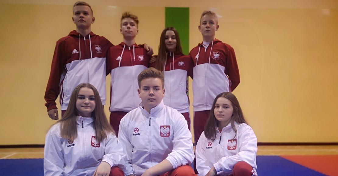 Siedmiu zawodników z Obornik wyrusza na podbój Europy
