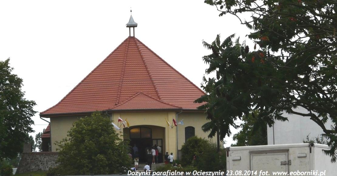 Zmiany w parafiach Maniewo i Objezierze