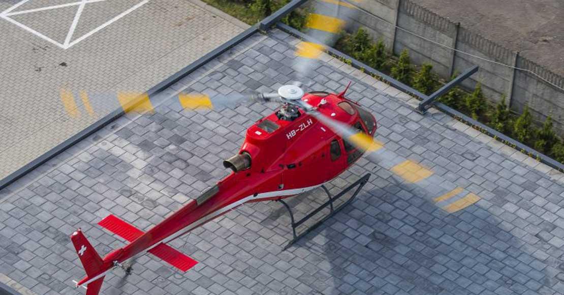 Ile kosztuje licencja pilota śmigłowca?