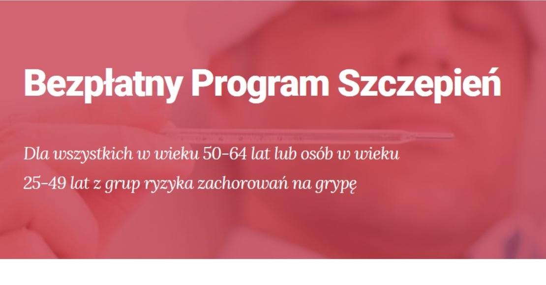 Bezpłatny Program Szczepień w Metropolii Poznań