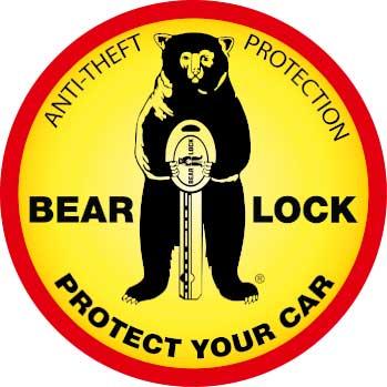 blokady kierownicy bearlock