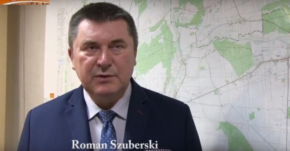 Apel Burmistrza Rogoźna Romana Szuberskiego