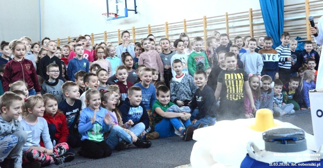 Szkoła Małego Inżyniera w SP2 Oborniki (foto)