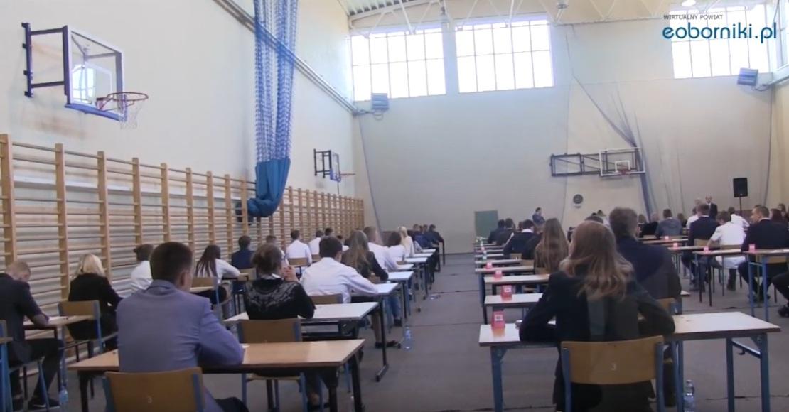 Matury i egzaminy ósmoklasistów przełożone