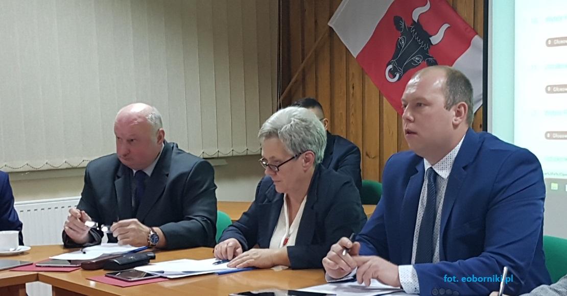 Przewodniczący Łukasz Krzyśko o zaopatrzeniu gminy w wodę
