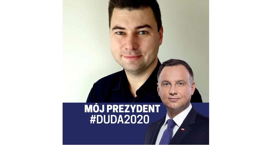 Tomasz Kamiński o swoim kandydacie