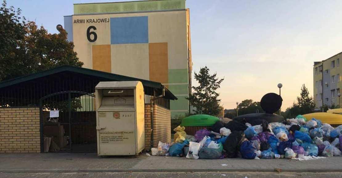 ZM GOAP ostrzega przed możliwością opóźnień odbioru śmieci