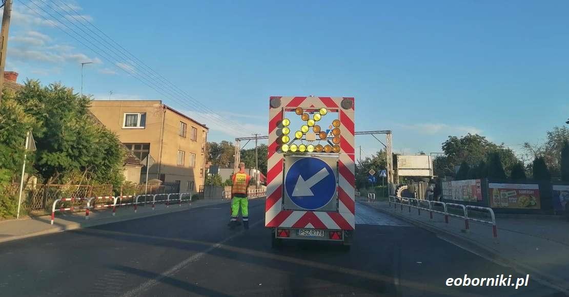 Prace w Gościejewie i Tarnowie przebiegają bez opóźnień