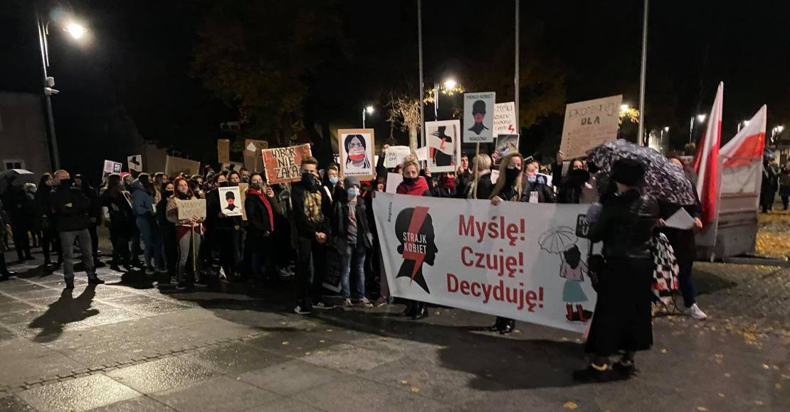 Trzecia odsłona rogozińskiego protestu kobiet w środę