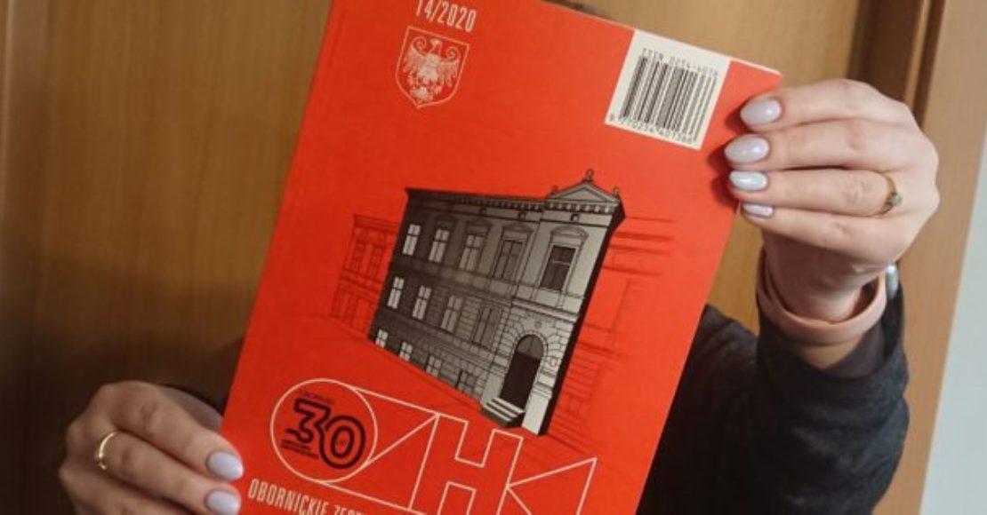 30 lat samorządu obornickiego w nowym zeszycie historycznym