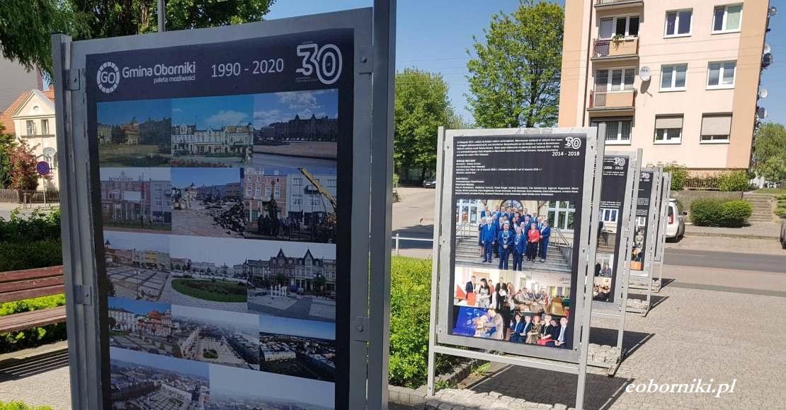 Gmina Oborniki - 30 lat samorządu terytorialnego (foto)