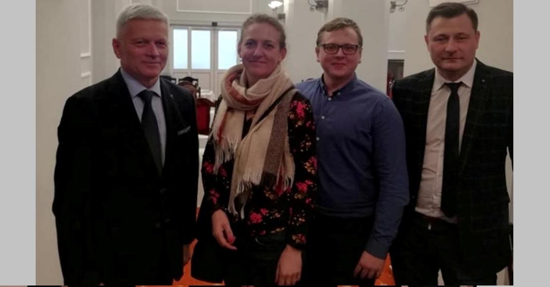 Poseł Krzysztof Paszyk ma asystenta społecznego