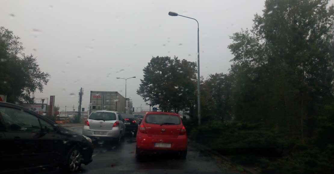 Uwaga na nową organizację ruchu drogowego w Obornikach.
