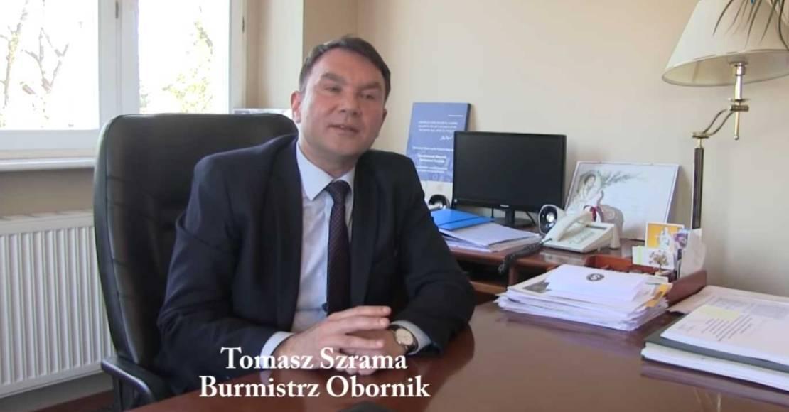 Tomasz Szrama może pełnić funkcję Burmistrza Obornik