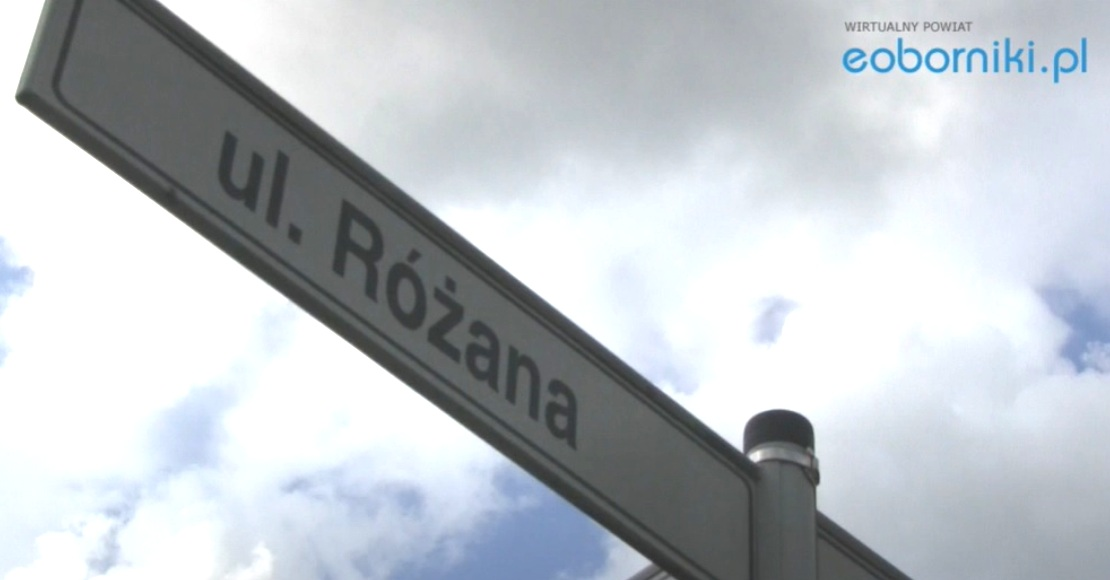 Burza wokół inwestycji na ul. Różanej w Rogoźnie (film)