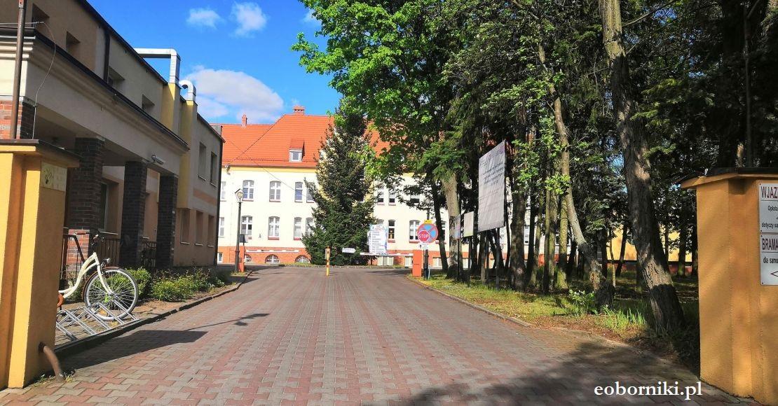 Komunikat Starosty Obornickiego w sprawie zakażenia w szpitalu