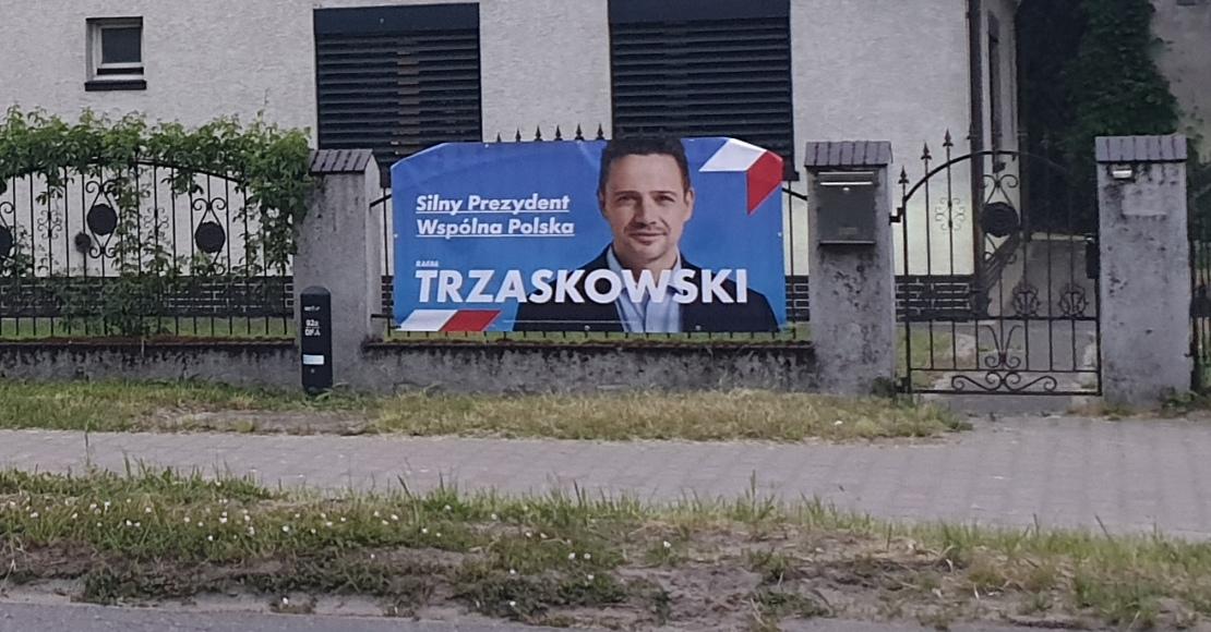 1.622.868 podpisów popierających kandydaturę Rafała Trzaskowskiego