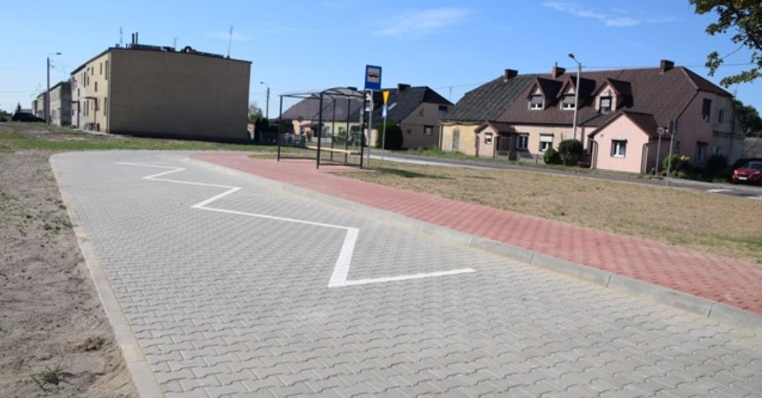 Zatoczka w Gorzewie ukończona