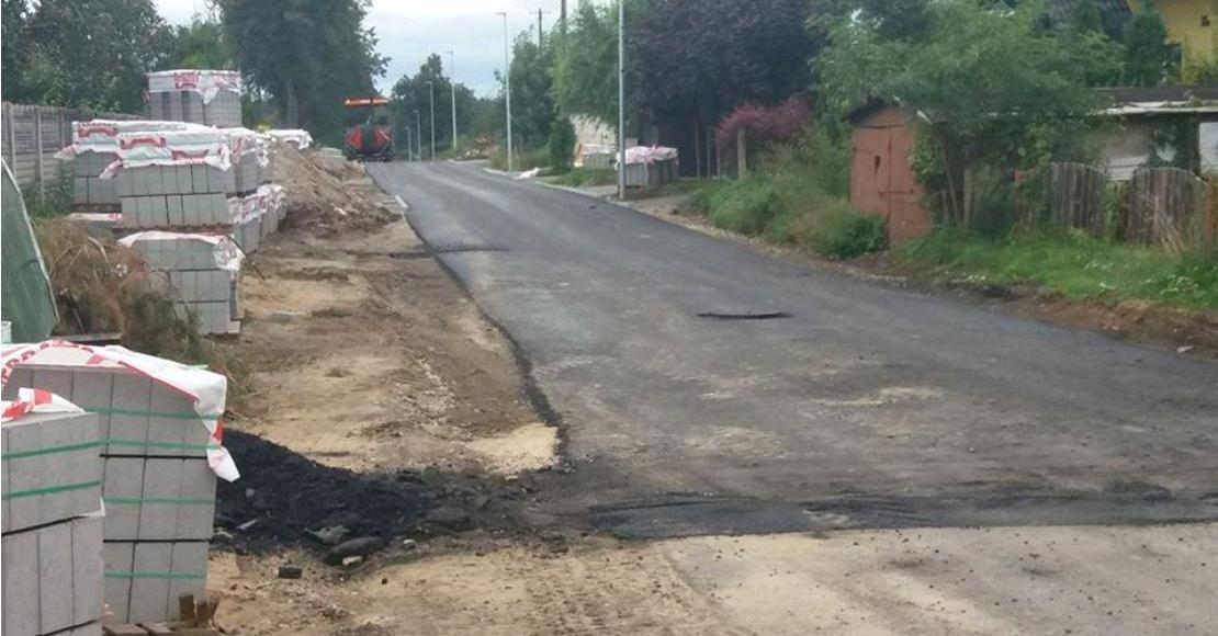 Wpłynęły oferty na budowę drogi w Żukowie