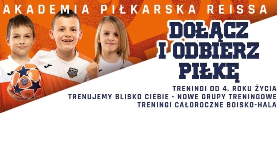 #WielkieNabory2020 – Akademia Piłkarska Reissa w trosce o zdrowie i odporność Twojego dziecka!