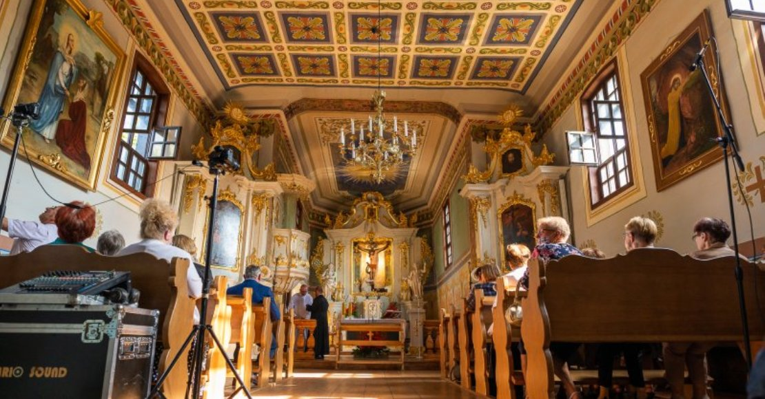 Zakończono remont Kościoła św. Krzyża (foto)