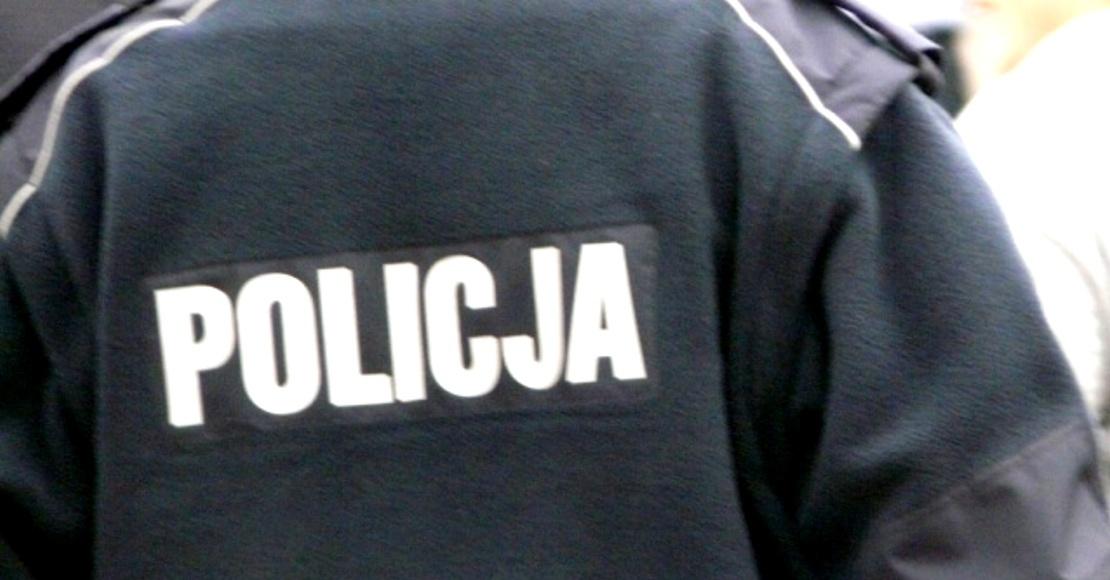 Policja karała za brak maseczek