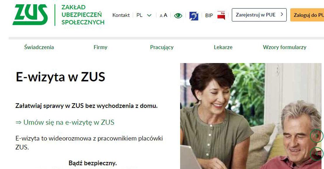W Poznaniu ruszają e-wizyty w ZUS