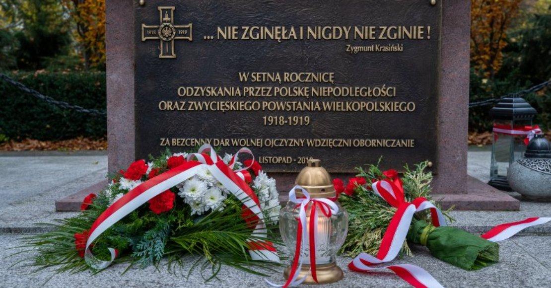 Dzień Niepodległości w Obornikach (foto)