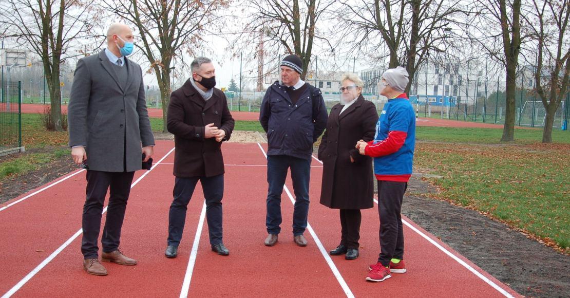Wizyta posła J. Rutnickiego i marszałka J. Bogusławskiego w Rogoźnie (foto)