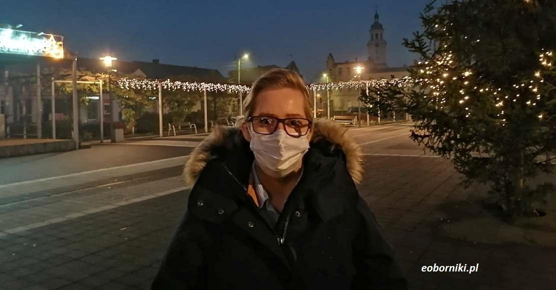 Podsumowanie 2020 roku w Ryczywole przez sołtys Annę Jęśko (film)