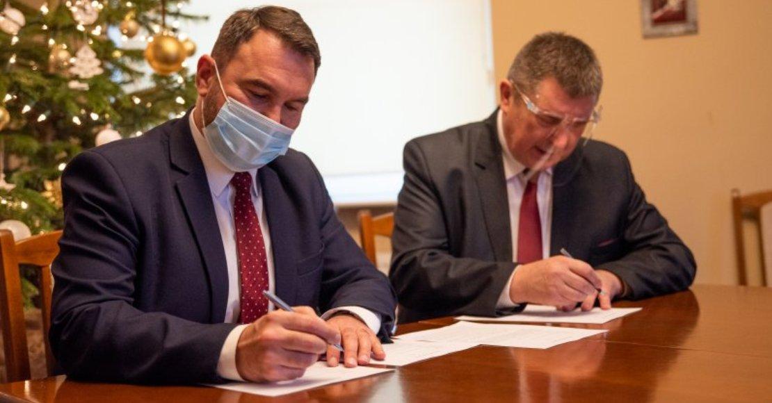 Podpisali porozumienie komunikacyjne na 2021 rok