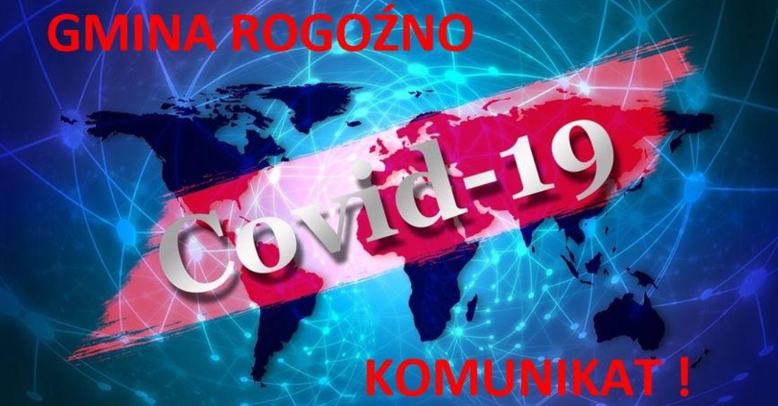 Gmina Rogoźno bez przypadku zakażenia koronawirusem