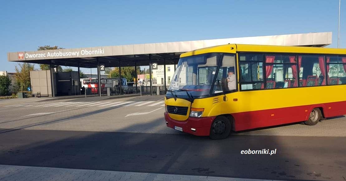 Romek-Bus ograniczył kursy do Obornik