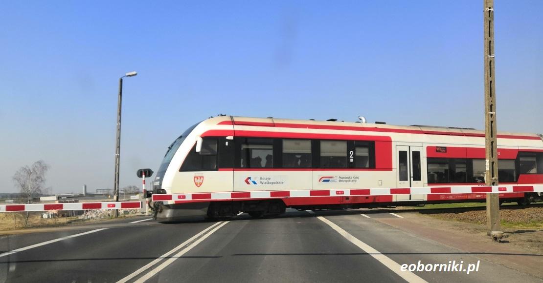 Mniej pociągów na trasie Piła-Poznań