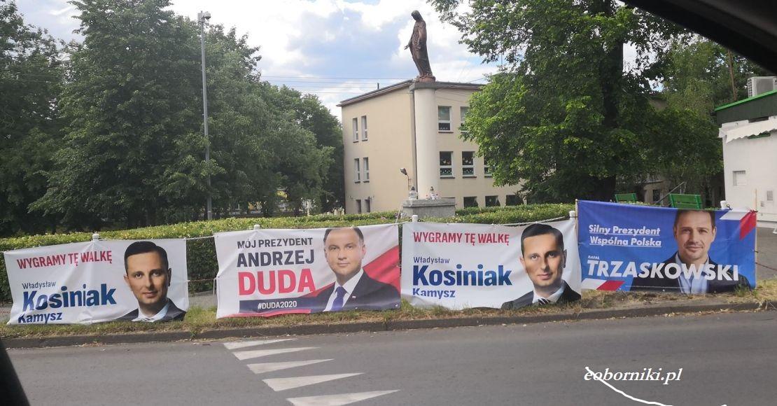 Andrzej Duda i Rafał Trzaskowski spotkają się w drugiej turze