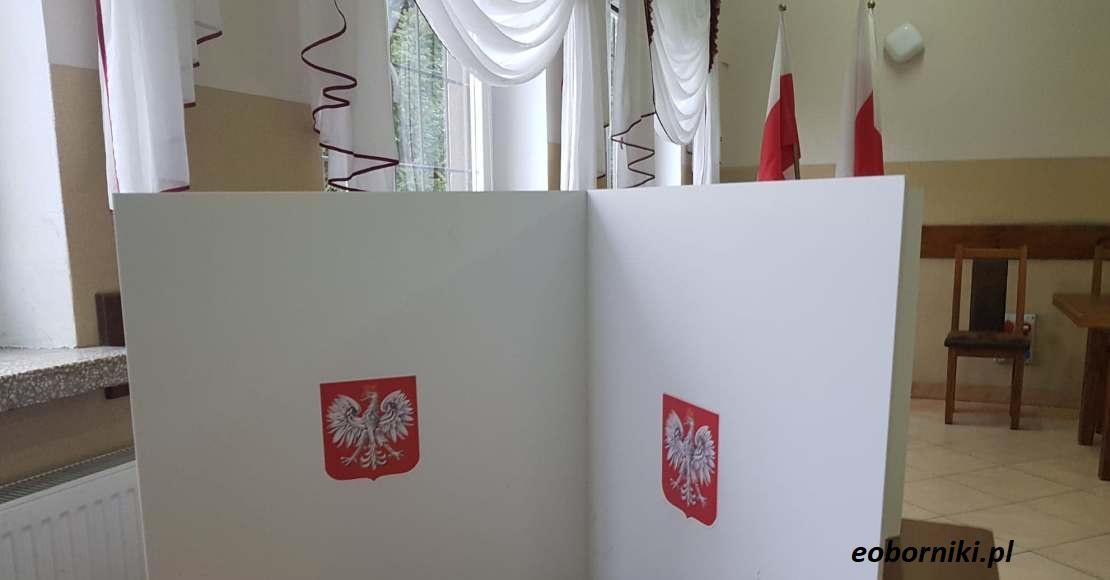 Frekwencja wyborcza w Polsce na godz. 12:00