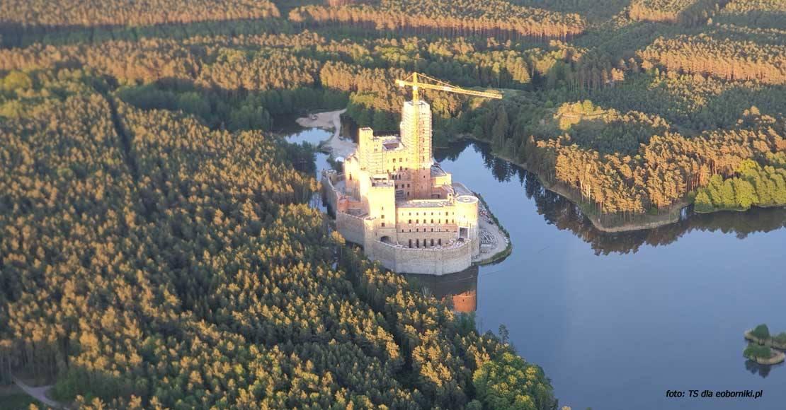 Budowa zamku w Stobnicy może być kontynuowana.