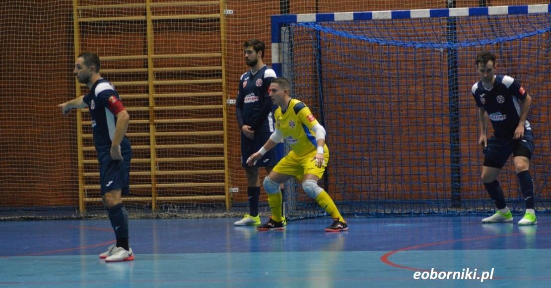 Futsalowe derby Wielkopolski w sobotnie popołudnie (film)