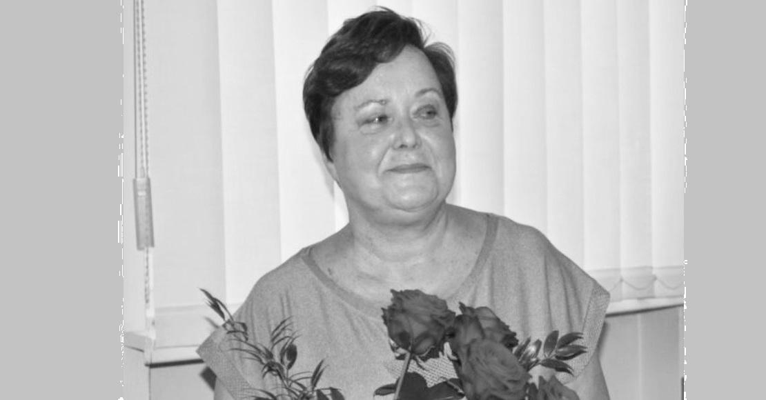Zmarła Barbara Słabolepsza-Rojna