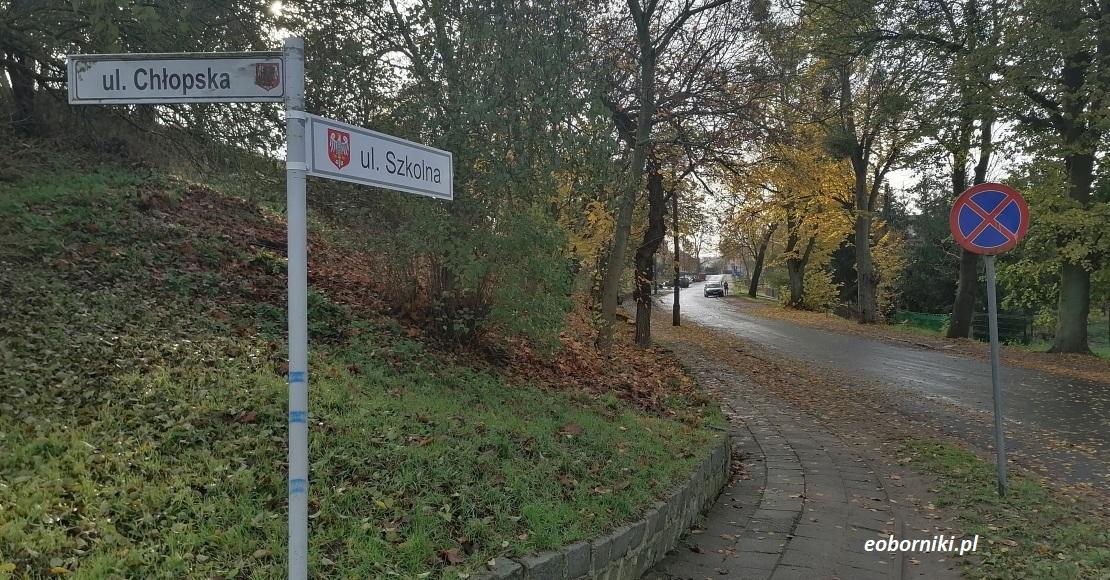 Rozpoczęła się przebudowa ul. Chłopskiej i Szkolnej w Obornikach