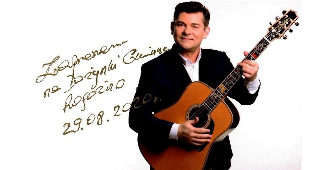 Zenon Martyniuk zagra w Studzieńcu na dożynkach gminnych