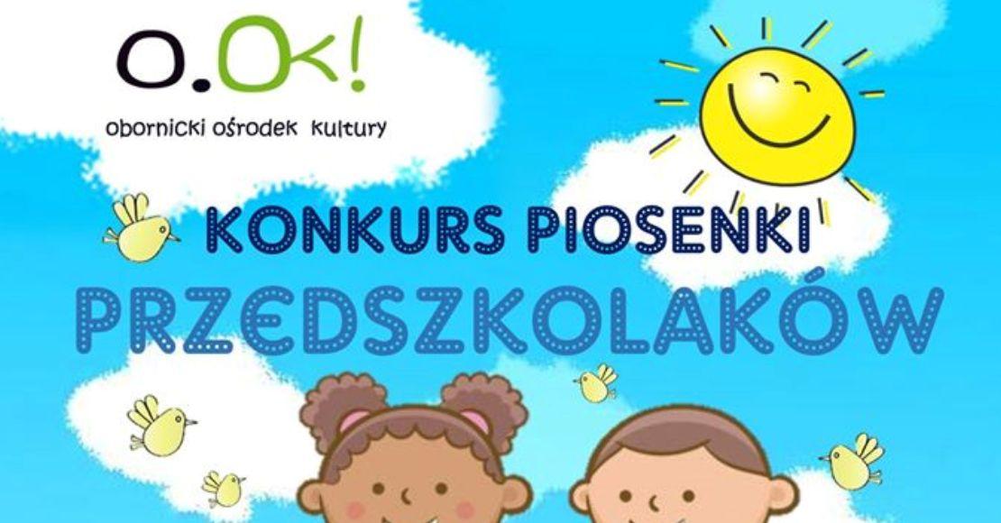 Konkurs Piosenki Przedszkolaków online