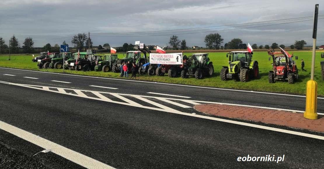Rolnicy zamierzają strajkować od samego rana