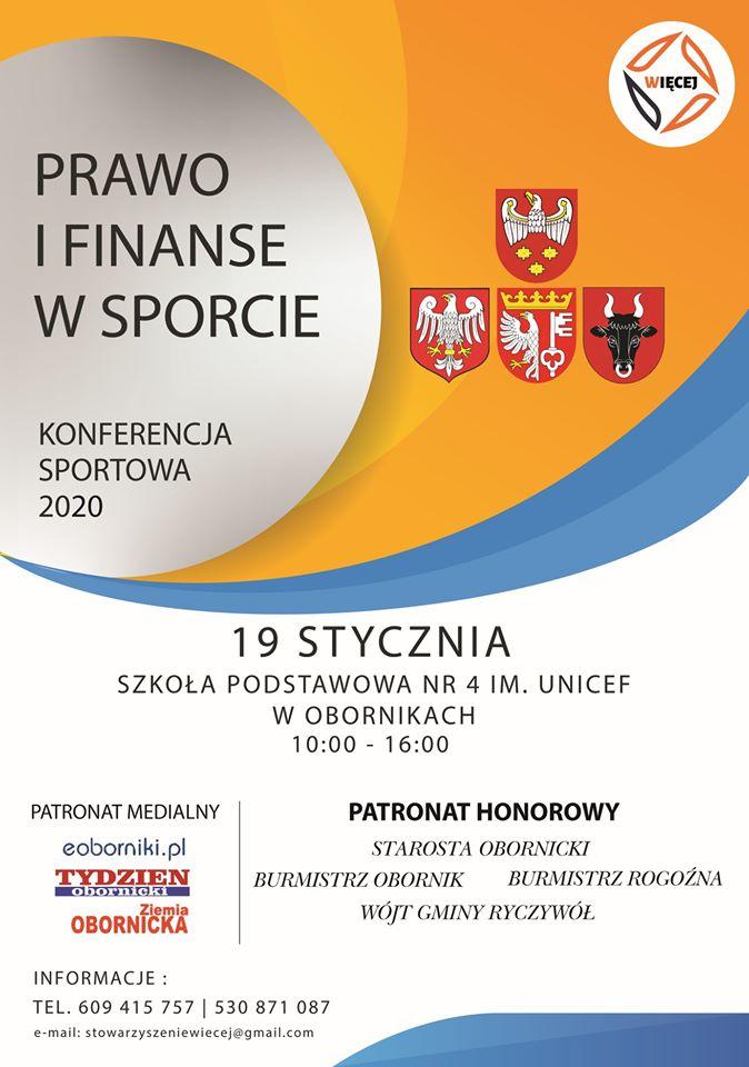 konferencja prawo i finanse