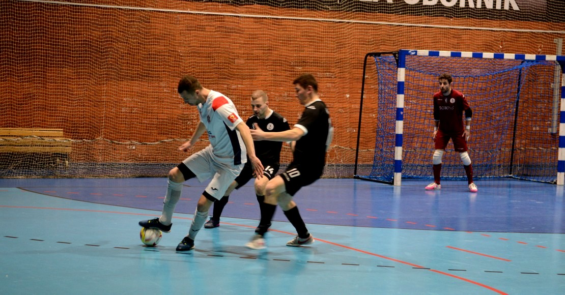 KS Futsal Oborniki vs Zawisza Rzgów 4:2 (skrót)