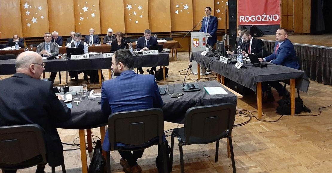 Powstał Ośrodek Sportu i Rekreacji w Rogoźnie